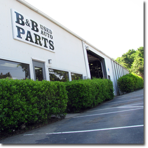 Used Auto Parts Tour - B & B Used Auto Parts